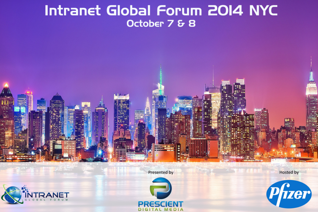 Intranet Global Forum 2014