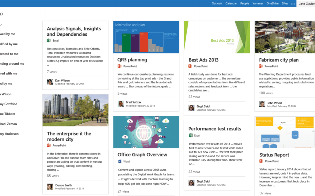 Announcing SharePoint 2016 – what to expect