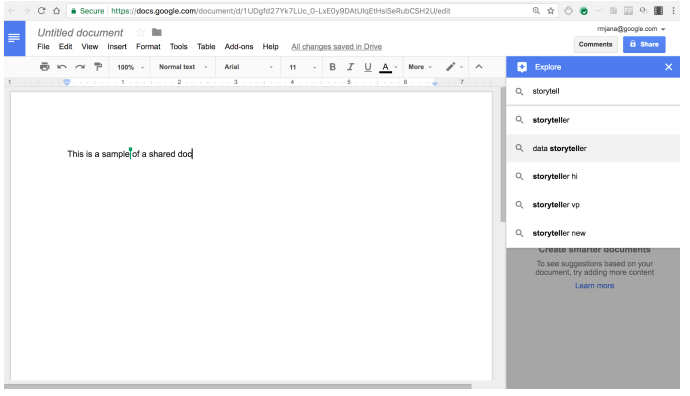Google intranet digital workplace Explore