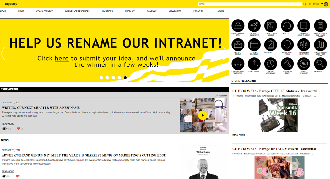 How To Lead An Intranet Redesign Webinar