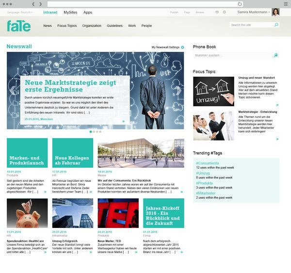 Creating a Decentralized Intranet News & Content Team