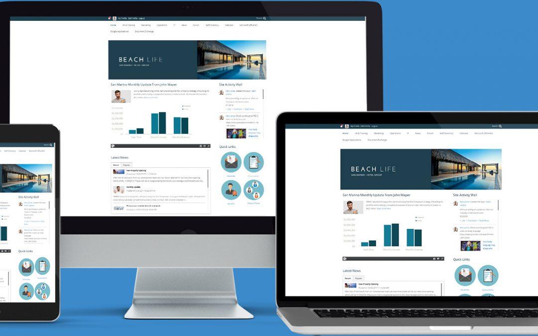 SharePoint for Communicators & Content Management