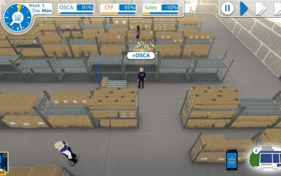 Walmart Trains Managers with Employee Video Game