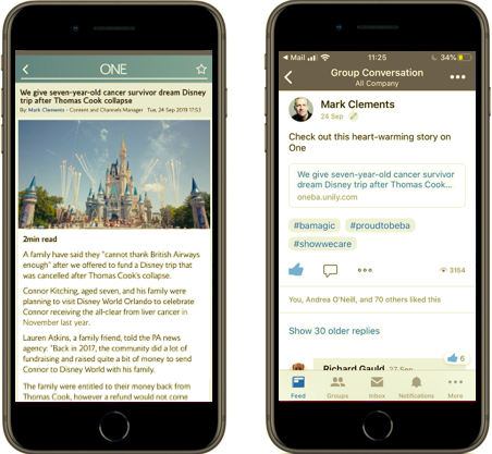 Intranet case studies and conferences
